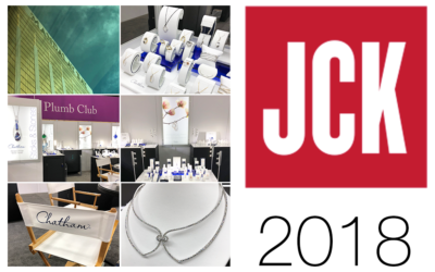 JCK 2018 Show Highlights