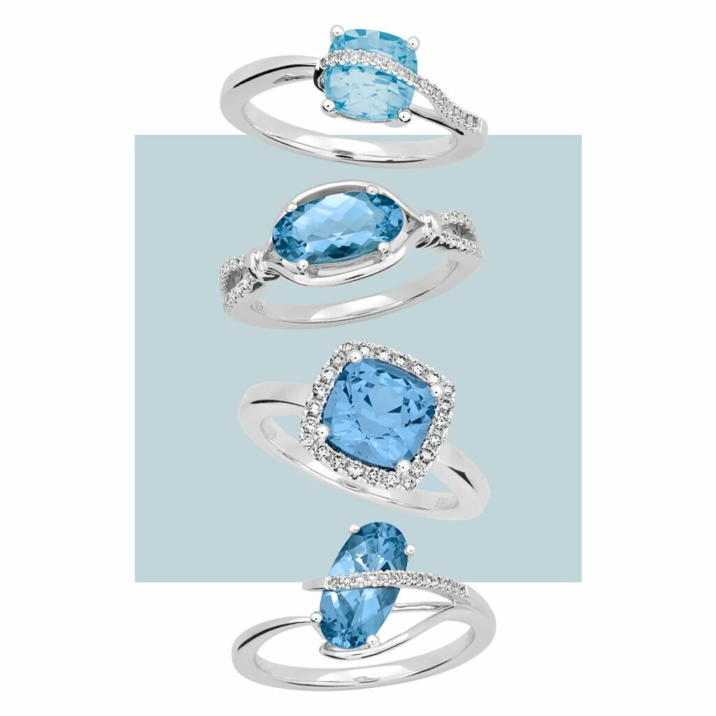 Shop Aqua Blue Spinel