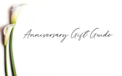 Anniversary Gift Guide