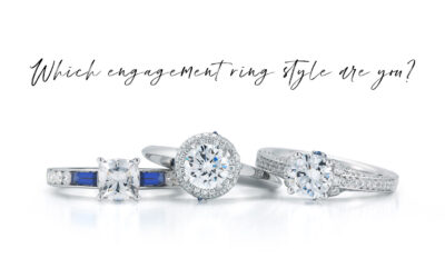 Which Engagement Ring Style Are You?