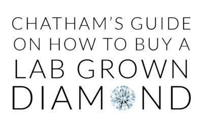 Lab Grown Diamond Buying Guide