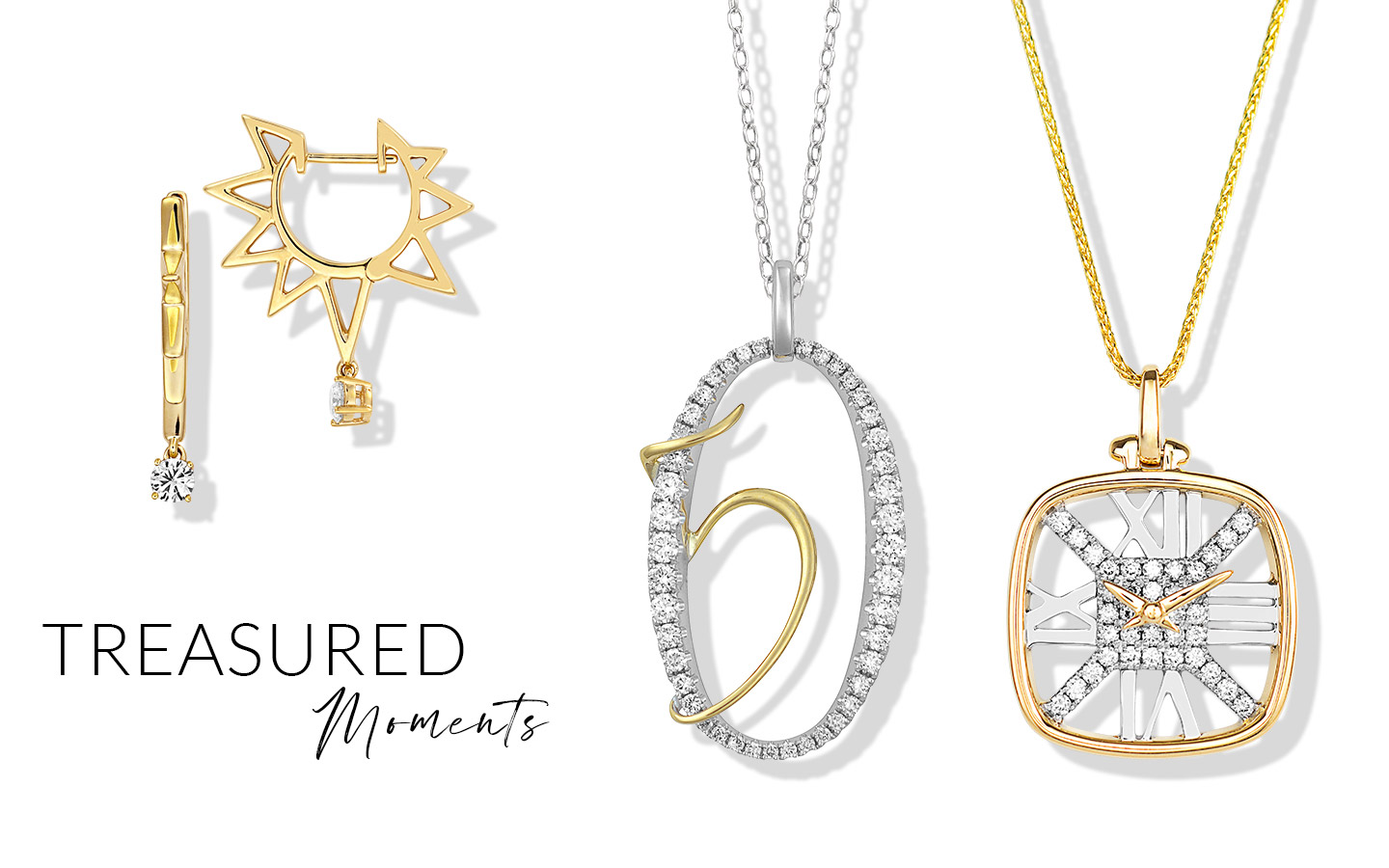 Examples of Treasured Moments Jewelry